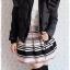 ((ขายแล้วครับ))((คุณMeeจองครับ))ca-2686 เสื้อโค้ทกันหนาวผ้าร่มขนเป็ดสีดำ รอบอก36-38 thumbnail 3