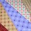 ผ้าสักหลาดเกาหลีลาย Fine Light Traditional size 1mm ขนาด 42x30 cm /ชิ้น (Pre-order) thumbnail 6