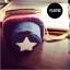 เคสกล้องแบบถุงผ้า Captain America