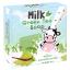 Milk Green Tea Soap 65 g. สบู่น้ำนม ผสมสารสกัดจากชาเขียว thumbnail 1