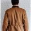 ((ขายแล้วครับ))cm-97 เสื้อแจ๊คเก็ตกันหนาวผ้าชามัวร์สีน้ำตาล รอบอก46 thumbnail 2