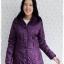 ((ขายแล้วครับ))((คุณThanchanokจองครับ))ca-2599 เสื้อโค้ทกันหนาวผ้าร่มสีม่วง รอบอก38 thumbnail 1