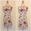 Primark Floral Dress Size Uk6-Uk8 thumbnail 3