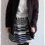 ((ขายแล้วครับ))((จองแล้วครับ))ca-2548 เสื้อโค้ทกันหนาวผ้าร่มสีดำ รอบอก42 thumbnail 3