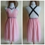 Topshop Rare Crossback Dress Size uk8 thumbnail 2