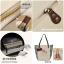 กระเป๋าเป้ยี่ห้อ Super Lover กระเป๋าสะพายญี่ปุ่นป่าลายกระต่ายในแก้ว (Preorder) thumbnail 6