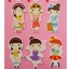 ผ้าสักหลาดเกาหลี jobgirl size 1mm มี 7 แบบ ขนาด 45x30 cm/ชิ้น (Pre-order) thumbnail 2