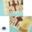 ผ้าสักหลาดเกาหลี ลายลิง size 1mm (Pre-order) ขนาด 45x30 cm thumbnail 7