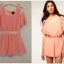 Lipsy Playsuit size uk12 thumbnail 2