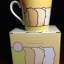 แก้วเซรามิค Sumikko Gurashi สีเหลืองเข้ม thumbnail 4