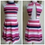 Lipsy Striped Dress Size uk10 thumbnail 3
