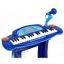 Electronic Keyboard อัดเสียงได้ สีน้ำเงิน thumbnail 2