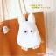 กระเป๋าสตางค์ My Neighbor Totoro (โตโตโร่สีขาว) thumbnail 3
