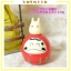 ตุ๊กตาเรซิ่น My Neighbor Totoro + Daruma (เล็ก) thumbnail 1