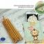ผ้าสักหลาดเกาหลี ลายลิง size 1mm (Pre-order) ขนาด 45x30 cm thumbnail 13