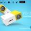 TPG YG300 Mini projector เครื่องฉายภาพยนต์แบบพกพา รองรับ Android,Windows thumbnail 1