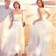 (Pre-Order) ชุดแต่งงาน <เกาะอก> รหัส WDL0172 thumbnail 1