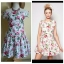 Boohoo Floral Dress Size UK10 thumbnail 1