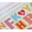 ผ้าสักหลาดเกาหลี coloralpha มี 3 สี เบอร์ 802/804/827 Size 45x30 cm / ชิ้น (Pre-order) thumbnail 1