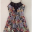 Primark Floral playsuit Size UK8 thumbnail 3
