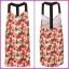 Topshop Floral Dress free size ใส่ได้ m-l ค่ะ thumbnail 1