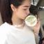 Bai-cha Scrub Milk by Dudeezone 370 g. ใบชาสครับ แค่ขัดก็ขาวใส thumbnail 17