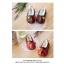 ผ้าสักหลาดเกาหลี onara มี 2 สี ลายดอกไม้ ขนาด 45x30 cm/ชิ้น (Pre-order) thumbnail 6