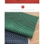 ผ้าสักหลาด chdot size 1mm มี 3 สี แดง เขียว น้ำเงิน ขนาด 45x30 cm/ชิ้น (Pre-order) thumbnail 9