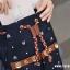 กระเป๋าเป้ยี่ห้อ Super Lover สาวญี่ปุ่นเกาหลีผ้าใบหญิงอังกฤษมินิศิลปะญี่ปุ่น (Preorder) thumbnail 5
