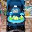 รถเข็นเด็ก+ชุดของเล่นช้างน้อย รุ่นกว้างพิเศษ thumbnail 1