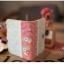 ผ้าสักหลาดพิมล์ลายดอกไม้เอิร์ล จากเกาหลี ขนาด 1 mm Size 45x30 cm / ชิ้น (Pre-order) thumbnail 8