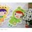 ผ้าสักหลาดเกาหลี Raincoat size 1mm ขนาด 45x30 cm/ชิ้น (Pre-order) thumbnail 5