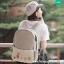 กระเป๋าเป้ยี่ห้อ Super Lover Mori ภาพวาดการ์ตูนน่ารักเกาหลี (Preorder) thumbnail 1