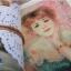 ผ้าสักหลาดเกาหลี ลายภาพวาด pelteuji size 1mm (Pre-order) ขนาด 45x30 cm thumbnail 1