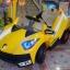 รถแบตเตอรี่เด็กนั่งแลมโบกีนี สีเหลือง ส้ม แดง thumbnail 8