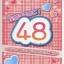หนังสือโน้ตเปียโนรวมศิลปิน 48 (AKB48, NMB48, SKE48, HKT48,Nogizaka48) thumbnail 1