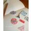 ผ้าสักหลาดเกาหลี stamp ขนาด 45x30 cm/ชิ้น (Pre-order) thumbnail 4