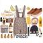Topshop Floral Playsuit Size Uk12 thumbnail 5
