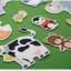 ผ้าสักหลาดเกาหลี zoo size 1mm ขนาด 45x30 cm/ชิ้น (Pre-order) thumbnail 1