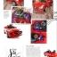 รถแบตเตอร์รี่เด็กนั่ง #เบนซ์ลิขสิทธ์แท้ QX7997 สีแดง thumbnail 1