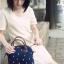กระเป๋าถือสะพายข้างยี่ห้อ Super Lover ดอกไม้ญี่ปุ่น (Pre-Order) thumbnail 15