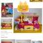 ชุดครัว Fast Food Bus thumbnail 1