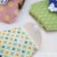 ผ้าสักหลาดเกาหลีลาย Fine Light Traditional size 1mm ขนาด 42x30 cm /ชิ้น (Pre-order) thumbnail 3