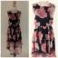 Lipsy Blush Dress Size uk10 thumbnail 1