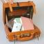 กระเป๋าหนังแท้ Miffy (เดินทางใบเล็ก) thumbnail 3