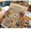 ผ้าสักหลาดเกาหลี newyork size 1mm ขนาด 45x30 cm/ชิ้น (Pre-order) thumbnail 1