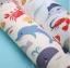 ผ้าสักหลาดเกาหลี ลายสัตว์น้ำทะเล size 1 mm (Pre-order) ขนาด 45x30cm thumbnail 1