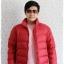 ((ขายแล้วครับ))((คุณWipawanจองครับ))cm-100 เสื้อแจ๊คเก็ตกันหนาวสีแดง รอบอก46 thumbnail 3
