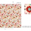 ผ้าคอตต้อนเกาหลี ลาย JUNI FLOWER IVORY ผ้าฝ้าย 100% ตัดขายขนาดผ้าเริ่ม 1/4 (45x56.5 cm) thumbnail 12
