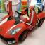 รถแบตเตอรี่เด็กนั่งแลมโบกีนี สีเหลือง ส้ม แดง thumbnail 4